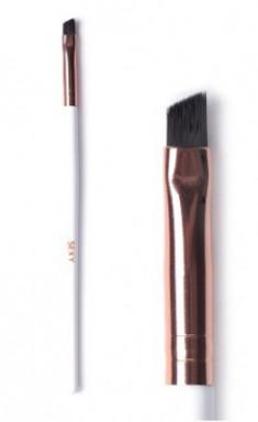 Кисть скошенная для окрашивания бровей классическая SEXY Innovator Cosmetics