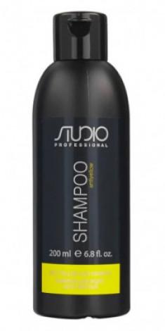 Шампунь для волос Анти-желтый Kapous Studio Anti-yellow 200 мл