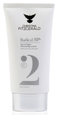 CHRISTINA FITZGERALD Крем восстанавливающий для кожи рук и ног / Day & Night Recovering Cream RADICAL 75 мл