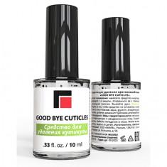 Milv, Ремувер для кутикулы «Good Bye Cuticles», 10 мл