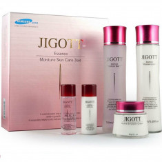 набор увлажняющий jigott essence moisture skin care 3 set