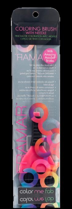 FRAMAR Кисть с металлической спицей-хвостиком / Needle Coloring Brush 1 шт
