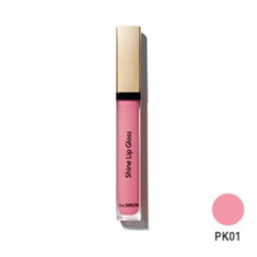 Блеск для губ THE SAEM Eco Soul Shine Lip Gloss PK01 Suger Pink 3,4гр
