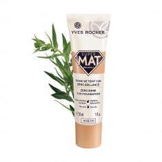 Cтойкий Матовый Тональный Крем Yves Rocher