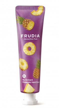 FRUDIA Крем для рук с ананасом 30 г
