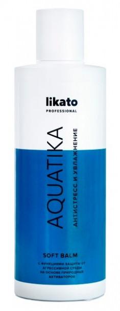 LIKATO PROFESSIONAL Софт-бальзам увлажняющий для волос / AQUATIKA 250 мл