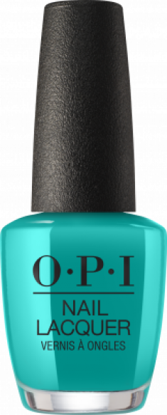 Лак для ногтей OPI CLASSIC NLN74 Dance Party Teal Dawn Neons Collection15мл