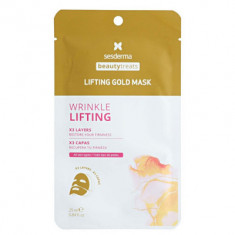 Маска антивозрастная для лица Sesderma BEAUTYTREATS Wrinkle lifting mask 25мл