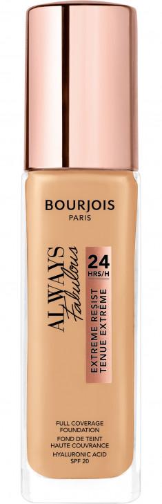 BOURJOIS Крем тональный для лица 125 / Always Fabulous Full Coverage Foundation 30 мл