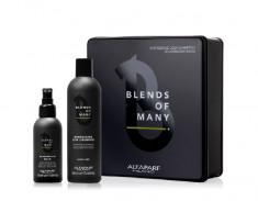 ALFAPARF MILANO Набор подарочный мужской (шампунь 250 мл, бальзам для бороды и кожи 100 мл) BOM GIFT BOX 2020