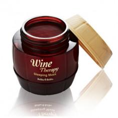 Маска для лица ночная с красным вином Holika Holika Wine Therapy Sleeping Mask Red Wine 120 мл