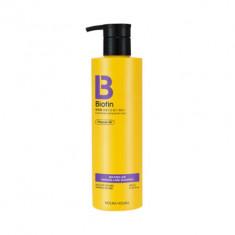 Шампунь для поврежденных волос Holika Holika Biotin 400мл