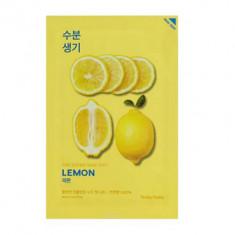 Маска тканевая тонизирующая лимон Holika Holika Pure Essence Mask Sheet Lemon 20мл