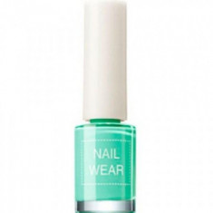Лак для ногтей The Saem Nail Wear 24.Pastel mint 7мл