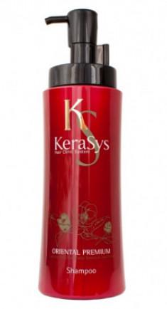 Шампунь для всех типов волос KeraSys Oriental premium 470мл