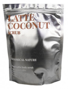 Скраб для тела Латте и кокос SKINOMICAL Nature Latte Coconut Scrub 250г