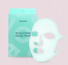 Маска 3D силиконовая для косметических процедур AYOUME