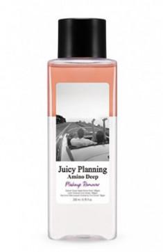 Средство для снятия макияжа для жирной кожи A'PIEU Juicy Planning Amino Deep Makeup Remover 200мл