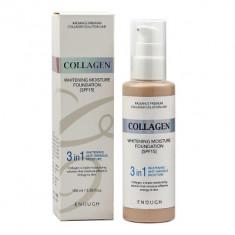 Тональная основа с коллагеном 3в1 Enough 3in1 Collagen foundation #13 100мл