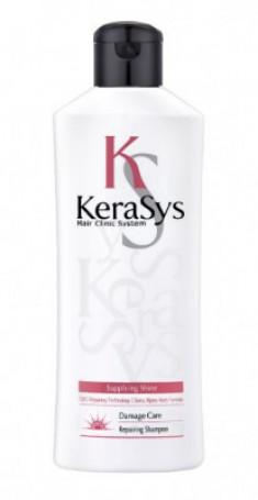 Шампунь восстанавливающий для поврежденных волос KeraSys Damage care repairing 180 мл