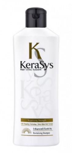 Шампунь укрепляющий для тонких и ослабленных волос KeraSys Revitalizing shampoo 180 мл