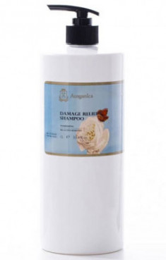 Шампунь для поврежденных волос Ausganica 1000 мл
