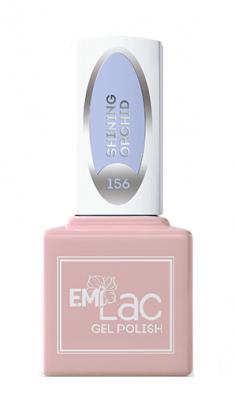 E.MI 156 WEC гель-лак для ногтей, Сияющая орхидея / E.MiLac 6 мл