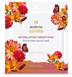 SESDERMA Маска антивозрастная для лица / BEAUTY TREATS Natural lifting therapy mask 25 мл