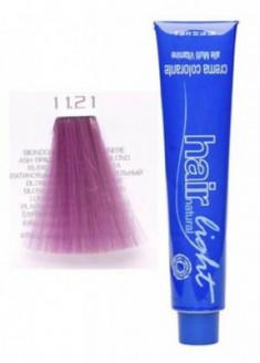 Крем-краска для волос Hair Company Hair Light Crema Colorante 11.21 специальный блондин фиолетово-пепельный экстра 100мл