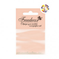 Freedecor, Стразы для ногтей «Голография», 1,8 мм