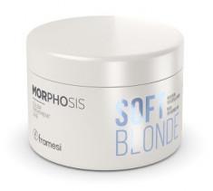 FRAMESI Маска для светлых волос / MORPHOSIS SOFT BLONDE 200 мл