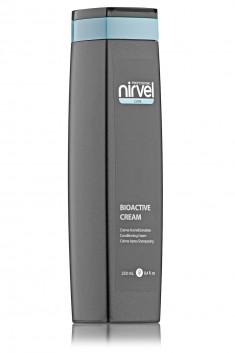 NIRVEL PROFESSIONAL Крем-кондиционер питательный с протеинами пшеницы для всех типов волос / BIOACTIVE CREAM PLUS 250 мл