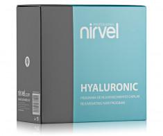 NIRVEL PROFESSIONAL Набор с гиалуроновой кислотой (шампунь 250 мл, филлер 250 мл, эликсир 125 мл) / HYALURONIC PACK