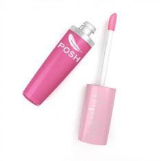 POSH Блеск для губ бриллиантовый с мерцающим эффектом, № 5 розовая пантера 7 мл