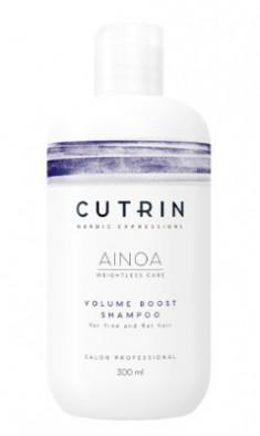 Шампунь для придания объема Cutrin AINOA Volume Boost 300 мл