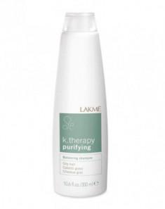 Шампунь восстанавливающий баланс для жирных волос LAKMÉ BALANCING SHAMPOO OILY HAIR 300 мл LAKME
