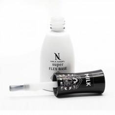 Nika Nagel, База Super Flex, Milk, 10 мл