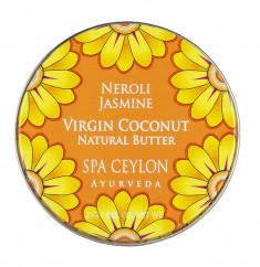 SPA CEYLON Баттер ультрапитательный на основе кокосового масла Нероли и жасмин 25 г