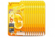 НАБОР Тканевых масок с Витаминами Elizavecca VITA DEEP POWER Ringer mask pack 23мл*10шт