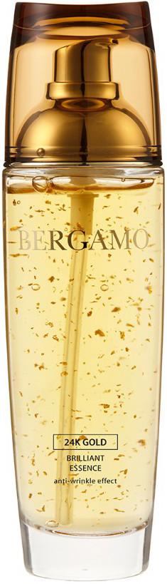BERGAMO Сыворотка антивозрастная с золотом 110 мл