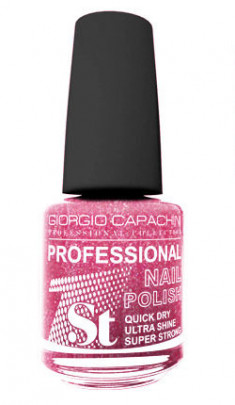 GIORGIO CAPACHINI 25 лак для ногтей, пурпурная фиалка / 1-st Professional 16 мл