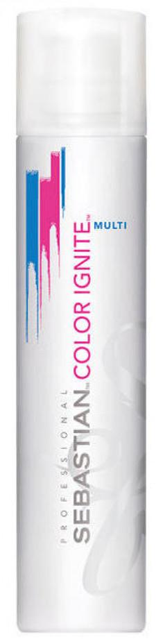 SEBASTIAN PROFESSIONAL Кондиционер для защиты цвета волос окрашенных в несколько тонов / Multi FOUNDATION 250 мл