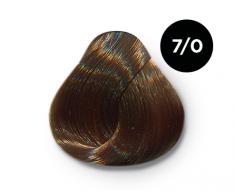 OLLIN PROFESSIONAL 7/0 краска для волос, русый / OLLIN COLOR 100 мл