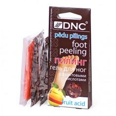 DNC, Гель-пилинг для ног Fruit Acid, 2x20 мл