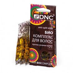 DNC, Биоактивный комплекс против сечения волос, 3х15 мл