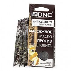 DNC, Антицеллюлитное массажное масло, 3х15 мл