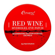 Esthetic House, Гидрогелевые патчи для глаз Red Wine, 60 шт.