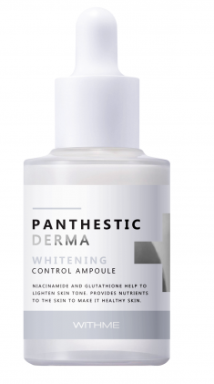 EVAS Сыворотка осветляющая для лица / WITHME Panthestic Derma Whitening Control Ampoule 30 мл