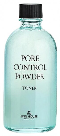 THE SKIN HOUSE Тонер с абсорбирующей пудрой / Pore control 130 мл