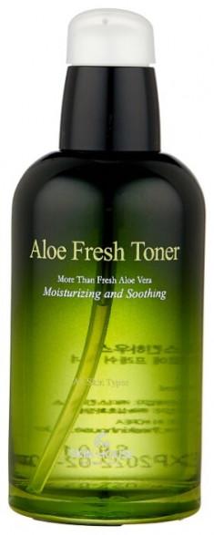 THE SKIN HOUSE Тонер успокаивающий с экстрактом алоэ / Aloe Fresh 130 мл